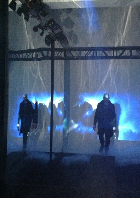 The stage at En Noir