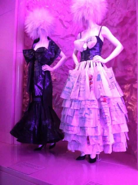 PUNK: Chaos to Couture D.I.Y.: Bricolage